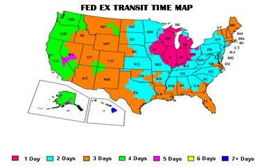 FedEx Transit Time