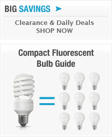 Compact Fluorescent Savings