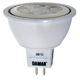 LED7MR16FL/3K/D-GU5.3