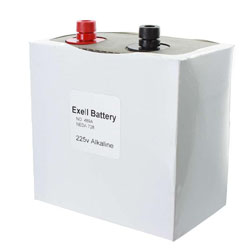 Item No. 489A ALKALINE 225V BATTERY NED