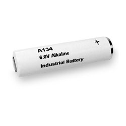 Item No. A134 ALKALINE 6V BATTERY TR134