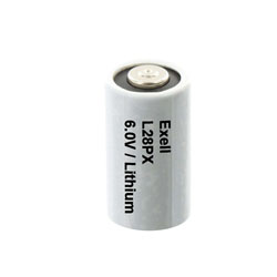 L28PX 6V LITHIUM BATTERY REPLA