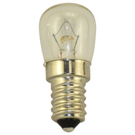 LIGHT BULB / LAMP 10/6W-T5-24/30V-CL-E14