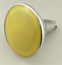 15PAR38/LED/40/YELLOW/120V